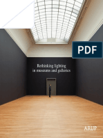 Rethinking Lighting in Museums and Galleries