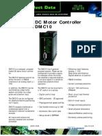JVL DC Motor Controller DM C10