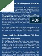 5. Resposabilidad Servidores Públicos.
