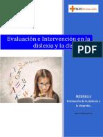 03 Modulo 3 - Evaluacion de La Dislexia y Disgrafia.pdf0