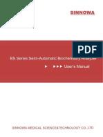 Sinnowa BS3000M-User Manual