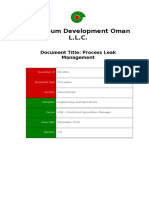 PR-1961 - Process Leak Management.doc