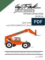 Operation 8990500 02-07 ANSI English