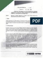 Circular 02 de 2015 Tratamiento de Datos.pdf