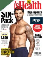 Men's Health Mexico - Abril 2017