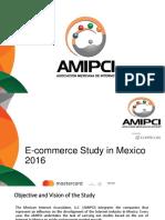 Ecommerce Study Mexico 2016