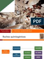 Tema IV 2.1 Rochas Quimiogénicas(Novo)