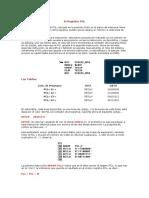 El Registro PCL