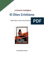 Diccionario teologico del Dios cristiano- PIKAZA y SILANES.pdf
