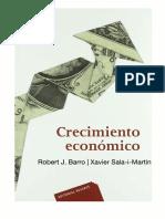Cap 01 Crecimiento Economico