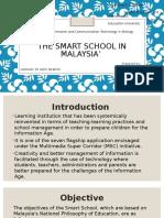 Presentation 'The Smart School in Malaysia'