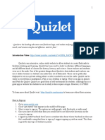 quizlet 15 minutes of fame