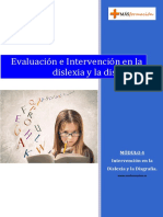 04 Modulo 4 - Intervencion en La Dislexia y La Disgrafia.pdf0