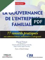 La Gouvernance de l'Entreprise Familiale