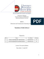Stella Simulation Report