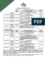 GradeDisciplina 2017-1