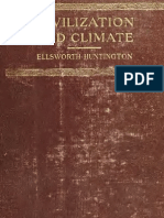 (1915) Civilization and Climate