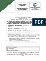 2 - Estudios Previos Suministro Ancianato -2016