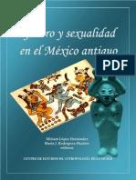Genero y Sexualidad en El Mexico Antiguo