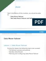 R MOD 21-Data Mover Failover