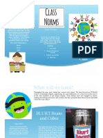 class brochure pdf