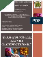 Farmacologia Gastrointestinal