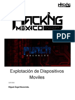 Manual Hackeo de Dispositivos Moviles