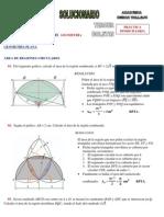 Semestral Integral - 3º Boletin - Geometria