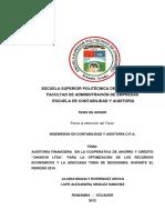 Auditoria Financiera Antecedente 1