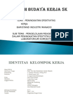 Revisi Risalah 5K Baristand Manado