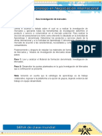Evidencia 4 Investigacion de Mercados