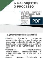 PPoint 4.1 Juiz e Auxiliares