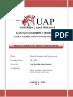 PROCESO CONSTRUCTIVO DE UN PAVIMENTO FLEXIBLE