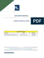 Excel Basico 2013