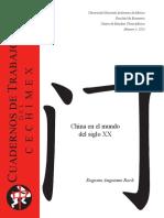 Revista Cchmx 3 2015