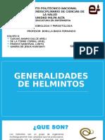 Generalidades de Helmintos Cics FINAL