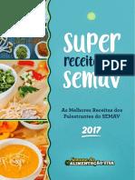 Receitas SEMAV 2017