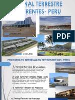 Terminal Terrestre Referentes