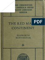 (1919) The Red Man's Continent