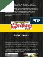 Quillary Perú