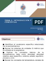 Tema 1. Introduccion y Conceptos de La Termodinamica_2017