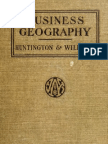 (1922) Business Geography