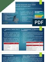 Plan Nacional de Desarrollo 2014 -2018