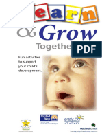 ASQ Learn AndGrow Together Activities