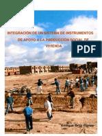 Enrique Ortiz Produccion Social Vivienda