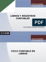 Libros y Registros Contables