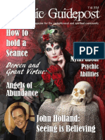 Psychic Guidepost- Fall 2014
