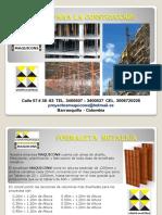 Catalogo for Maleta