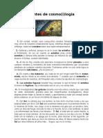 Apuntes de Cosmo(i)Logía 17Abril