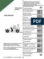 Dcd 250-12 [t33104.0456] - Parts Manual Kalmar